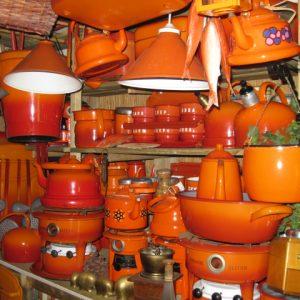 Oranje Gevlamd
